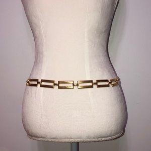 NY&Co Gold Chain Belt